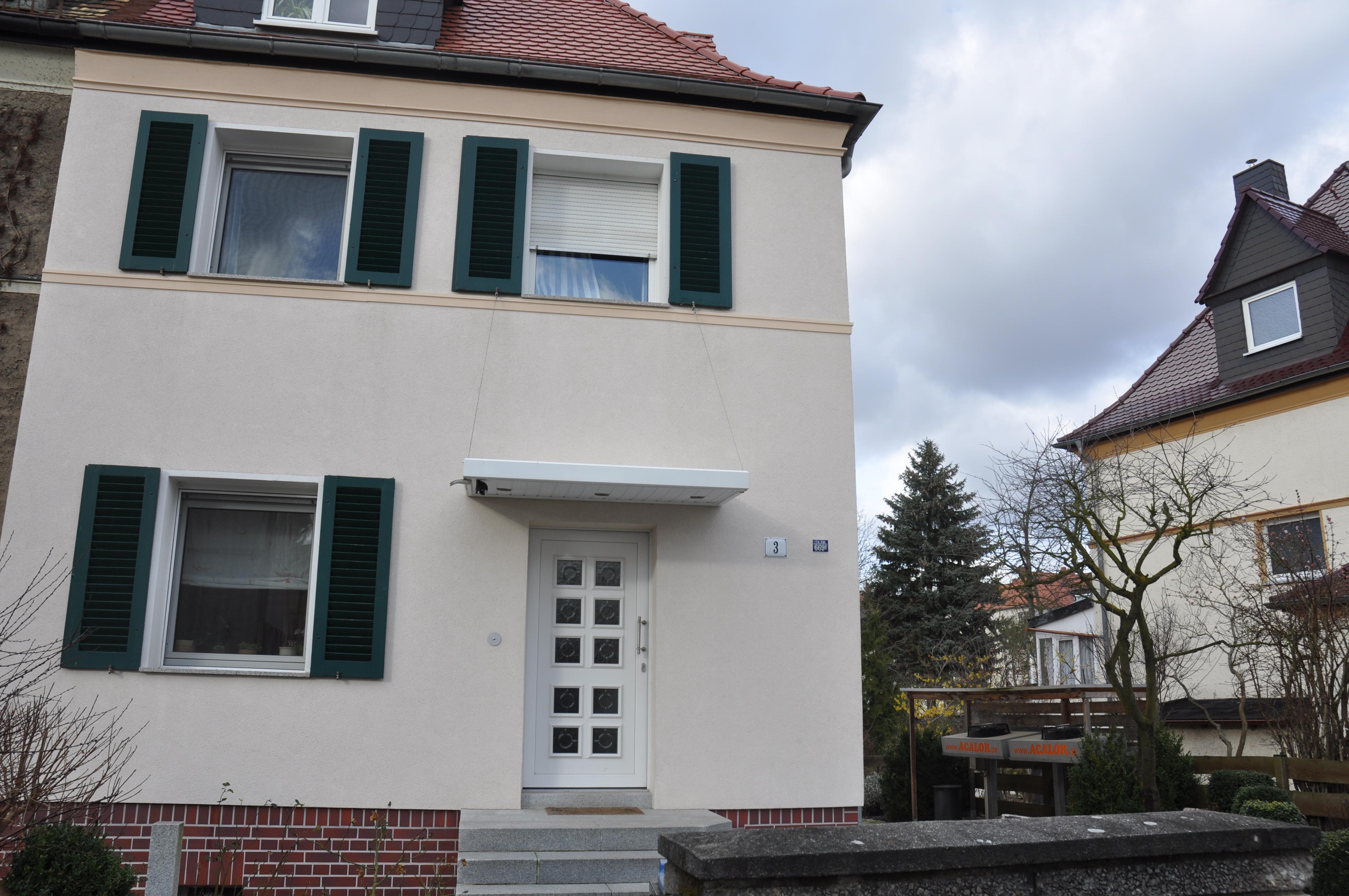 Propan-Haken Haus